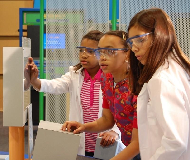 Children's Museum of Houston Matter Factory