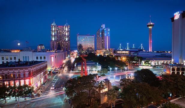Downtown-San-Antonio-Tx