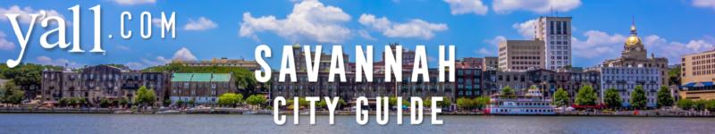 Savannah GA Travel Guide