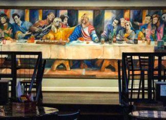 Original Corner Pub-The Nations
