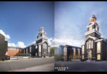 heaven's door distillery and arts center