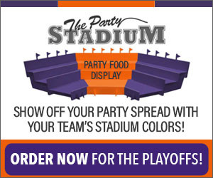 Clemson Tigers Football Themed Party