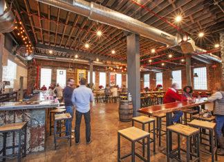 4 hands brewery
