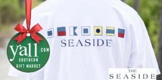 Nautical Flag Seaside Tee